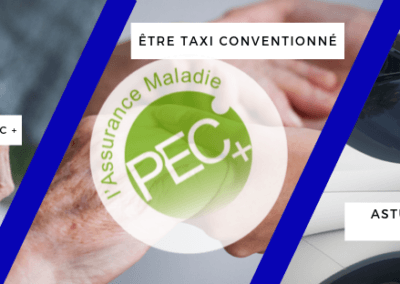 Devenir taxi conventionné: Bien comprendre le PEC + pour la facturation taxi transport malades assis